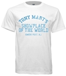 Vintage Tony Marts Somers Point, NJ Tee from www.retrophilly.com