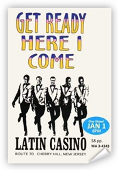 Vintage Temptations at Latin Casino Poster from www.retrophilly.com