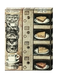 Vintage Horn & Hardart Automat Stretched Canvas Poster from www.retrophilly.com
