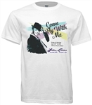 Vintage Frank Sinatra at The Latin Casino T-Shirt from www.RetroPhilly.com