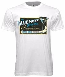 Vintage John Coltrane at Philadelphia Blue Note T-Shirt from www.retrophilly.com