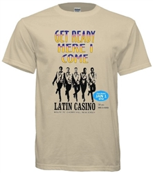 Vintage Temptations at The Latin Casino T-Shirt from www.retrophilly.com