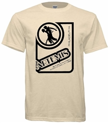 Le Club Artemis Philadelphia vintage t-shirt from www.retrophilly.com