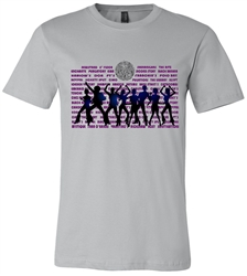 Vintage t-shirt design of 1970s, 80s Philadelphia discos exclusively from www.retrophilly.com