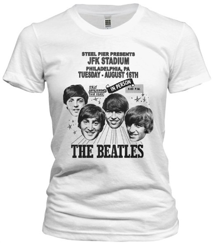 vintage beatles shirt