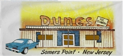 Vintage Dunes Til Dawn Somers Point beach towel from www.retrophilly.com