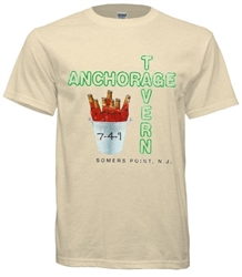 Vintage  Anchorage Somers Point, NJ Tee from www.retrophilly.com