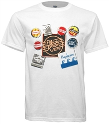 Vintage Margate Jersey Shore bars t-shirt from www.retrophilly.com