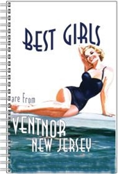 Vintage Ventnor Girls Notebook from www.retrophilly.com