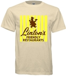Vintage Linton's Philadelphia T-Shirt from www.RetroPhilly.com