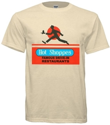 Vintage Hot Shoppes Drive-In T-Shirt from www.RetroPhilly.com