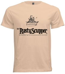 Vintage Rusty Scupper Philadelphia T-Shirt from www.RetroPhilly.com