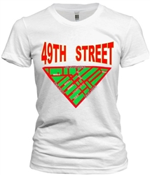 Vintage 49th Street West Philadelphia T-Shirt from www.RetroPhilly.com