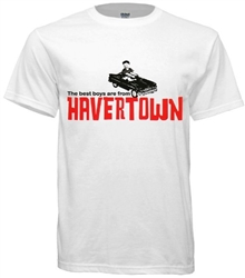 Vintage Havertown, PA Boys T-Shirt from  www.RetroPhilly.com