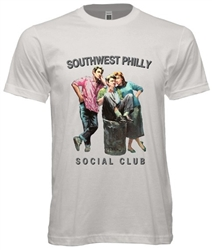 Vintage Southwest Philly Social Club T-Shirt from RetroPhilly.com