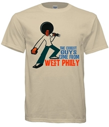 Vintage Best West Philly Boys T-Shirt from www.RetroPhilly.com