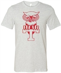 Vintage Temple Owl Tee from www.RetroPhilly.com