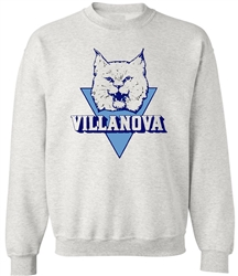 Old Skool Villanova Booster Club sweats from www.RetroPhilly.com
