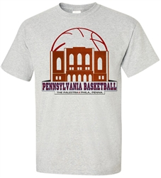 Vintage University of Pennsylvania Palestra T-Shirt from www.RetroPhilly.com
