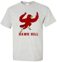 Vintage St Joseph's University Hawk Hill Tee from www.RetroPhilly.com