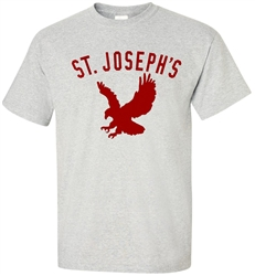Vintage St Joseph's University Old School Tees from www.RetroPhilly.com