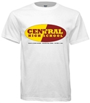 Central High Philadelphia Old School T-Shirt from www.retrophilly.com
