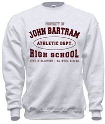 John Bartram High Philadelphia Old School Athletics from www.retrophilly.com