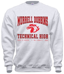 Dobbins High Philadelphia Old School Sweatshirts from www.RetroPhilly.com