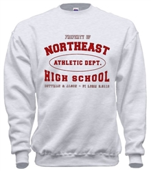 Northeast High Philadelphia Old School Athletics from www.retrophilly.com