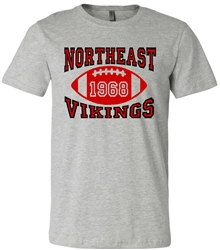 Northeast High 1968 Philadelphia Public League Football Champions Old School Tee from www.retrophilly.com