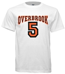Overbrook High Philadelphia Wilt Chamberlain Tee from www.retrophilly.com