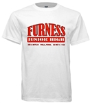 Furness Junior High Philadelphia Old School T-Shirt from www.retrophilly.com