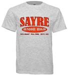 Sayre Junior High Philadelphia Old School T-Shirt from www.retrophilly.com