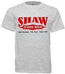 Shaw Junior High Philadelphia Old School T-Shirt from www.retrophilly.com
