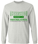 Ascension Elementary School Philadelphia old school t-shirt from www.retrophilly.com
