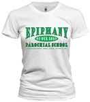 Epiphany of our Lord Elementary Philadelphia old school t-shirt from www.retrophilly.com