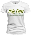 Holy Cross Elementary Philadelphia Old School T-Shirt from www.retrophilly.com