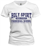 Holy Spirit Elementary Philadelphia Old School T-Shirt from www.retrophilly.com