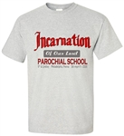Vintage Incarnation of Our Lord Philadelphia Elementary Old School T-Shirt from www.retrophilly.com