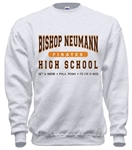 Vintage Bishop Neumann High Philadelphia old school sweatshirts from www.retrophilly.com