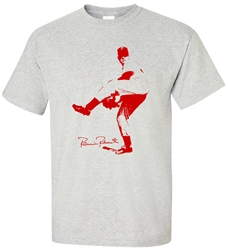 Vintage Robin Roberts Philadelphia Phillies Whiz Kid T-Shirt from www.retrophilly.com