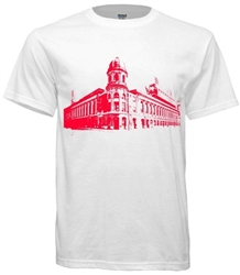 Vintage Shibe Park Connie Mack Stadium Tee from www.retrophilly.com