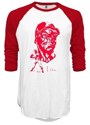 Vintage '64 Philadelphia Phillies Richie Allen Raglan Tee from www.retrophilly.com