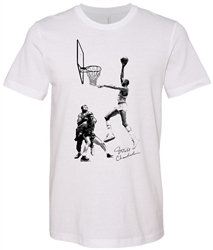 Vintage Big Dipper Dunk Wilt Chamberlain Tee from www.retrophilly.com