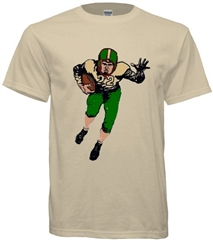 Retro Running Back Tee from www.RetroPhilly.com