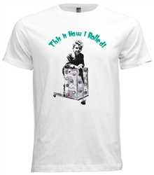 Vintage Scooter Boy T-Shirt from www.retrophilly.com