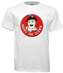 Vintage Happy the Clown WFIL-TV Philadelphia t-shirt from www.retrophilly.com