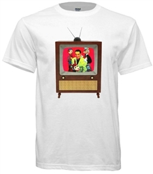 Vintage Bertie The Bunyip and Friends T-Shirt from www.RetroPhilly.com