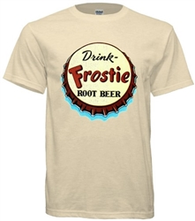 Vintage Frostie Root Beer T-Shirt from www.retrophilly.com