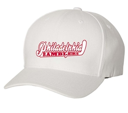 Vintage Philadelphia Ramblers Hockey Hat from www.retrophilly.com